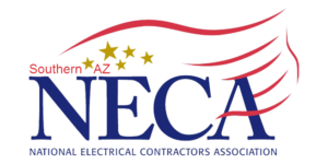 Southern Arizona National Electrical Contractors Association Logo